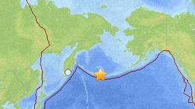 USA: trzęsienie ziemi o sile 8 st. na Aleutach, groźba tsunami