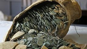 W Hiszpanii znaleziono 600 kg monet rzymskich