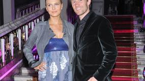 Mariusz i Emilia Czerkawscy na galowo