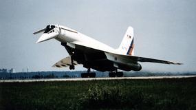 Concorde? Nie, to radziecka myśl techniczna