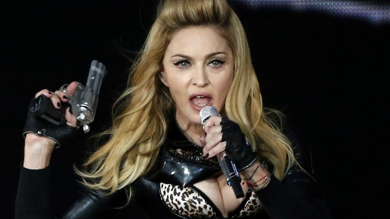 Madonna, fot. Reuters