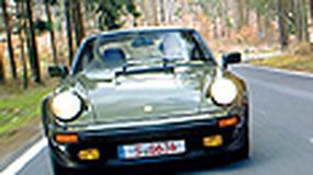 Porsche 911 Turbo - Turbo dodaje skrzydeł