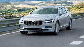 Volvo V90 – ikona kombi | TEST