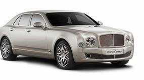 Bentley przestawia się na hybrydy