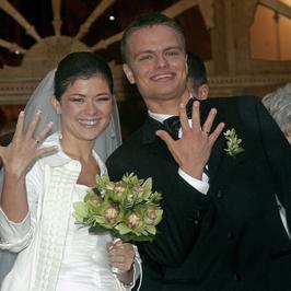 Katarzyna Cichopek i Marcin Hakiel świętują 7. rocznicę ślubu. Zobaczcie, jak się zmieniali!