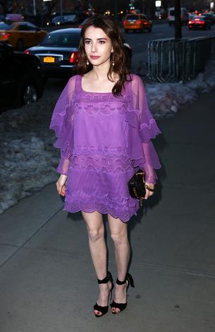 Best Look: Emma Roberts w sukience Chloe