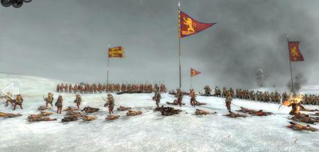 """Screen z gry """"Medieval II: Total War - Królestwa"""""""