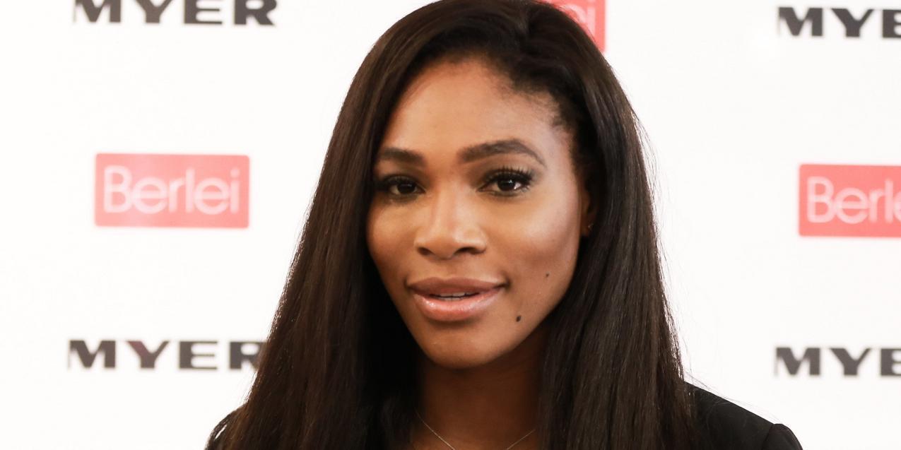 Serena Williams / fot. Bulls Press