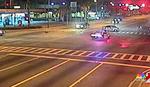 KAŽNJEN POLICAJAC koji je prošao kroz crveno jureći pljačkaše