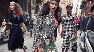Bianca Balti gwiazdą kampanii Dolce & Gabbana
