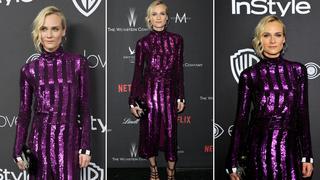 Best Look: Diane Kruger w sukience Nina Ricci
