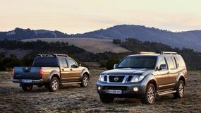 Nissan Navara i Pathfinder 2010