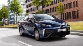 Toyota Mirai - zatankuj wodór i ruszaj w drogę. Sprawdziliśmy jak jeździ auto przyszłości