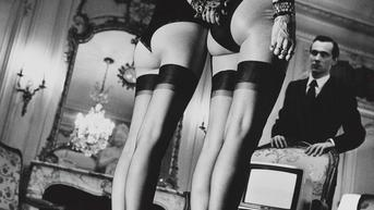 Helmut Newton - król perwersji