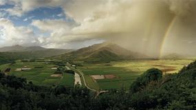 Nieziemskie widoki Hawajów