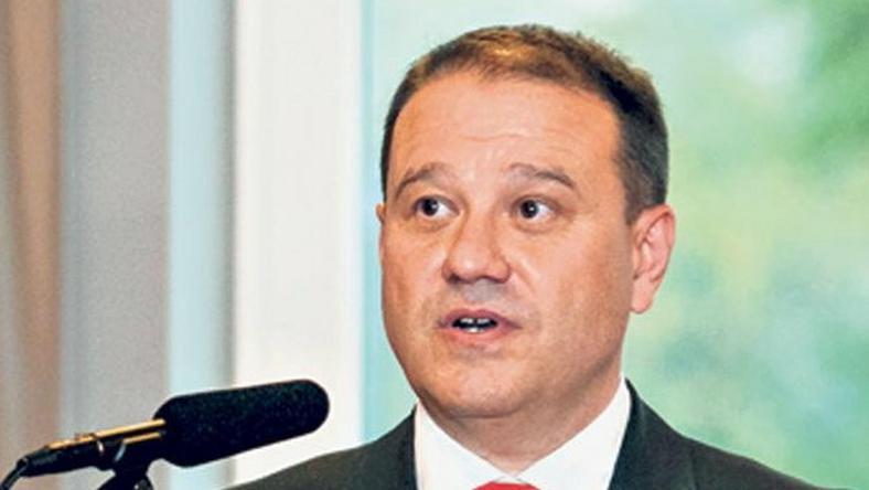 Tarsoly Csaba volt a győri focicsapat tulajdonosa /Fotó: MTI-Krizsán Csaba