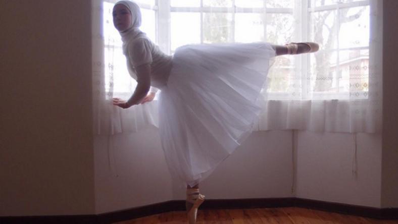 Stephanie Kurlow első fotózása / Fotó: Instagram