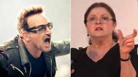 Memy zalewają sieć. W roli głównej posłanka Pawłowicz i muzyk Bono