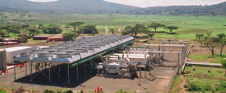 Aluto Langano Geothermal Power Plant, Ethiopia