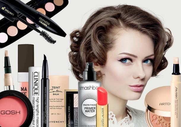 Ślubny makijaż - sprawdzowe kosmetyki, gorące trendy, inspiracje!