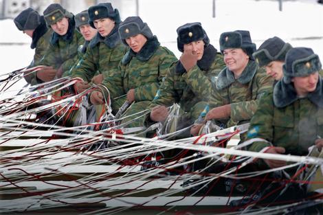 """""""Ruska pešadija daleko jača od one u NATO"""""""