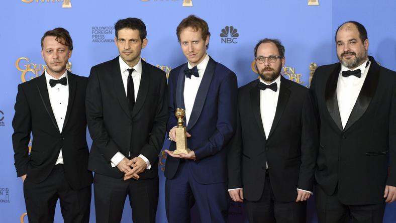 Nemes Jeles László filmje Golden Globe díjat nyert/Fotó: MTI