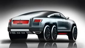 Czy taki Rolls-Royce mógłby powstać?