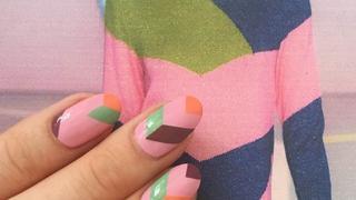 Manicure inspirowany pokazem Bizuu