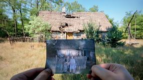 Opuszczona chata, w której zatrzymał się czas...