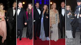 Charytatywny Bal Dziennikarzy: piękne pary na czerwonym dywanie
