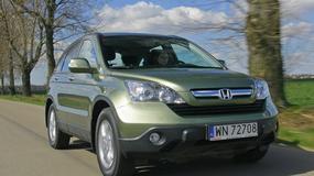 Używane - wygodny i trwały SUV Hondy | CR-V III (2006-12)