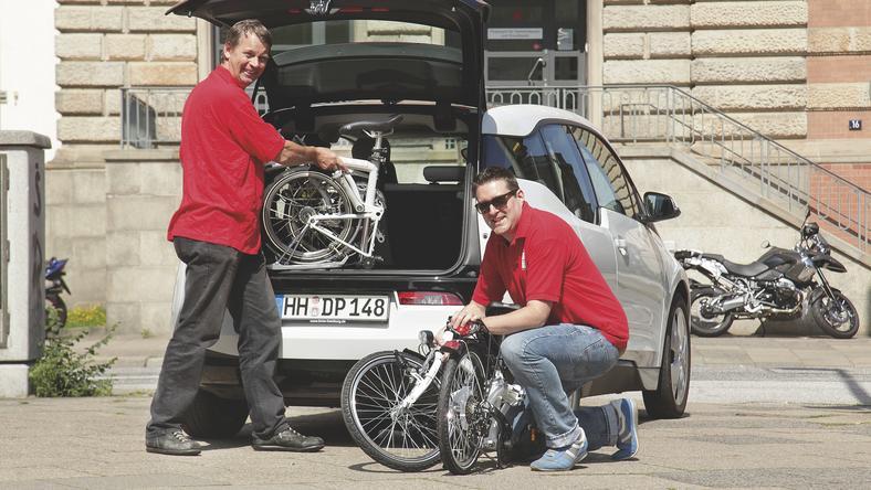 Olyan városi mobilitást segítő egy-, két-, három-, vagy épp négykerekű eszközöket teszteltünk, melyek elférnek egy átlagos méretű autó rakterében
