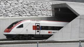 Najdłuższy i najgłębszy tunel kolejowy świata otwarty [GALERIA]