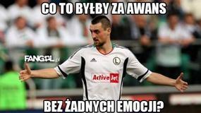 Legia Warszawa w Lidze Mistrzów - memy po meczu