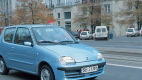 Fiat Seicento 1.1 - Niedrogi mieszczuch