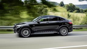Mercedes-AMG GLC 43 4MATIC Coupé - następny SUV od AMG