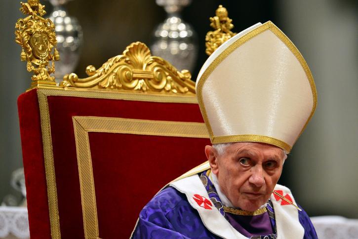 Papież Benedykt XVI.