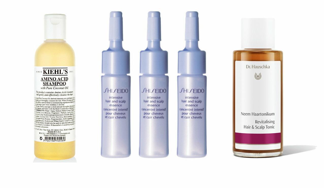 Kosmetyki do wrażliwej skóry głowy