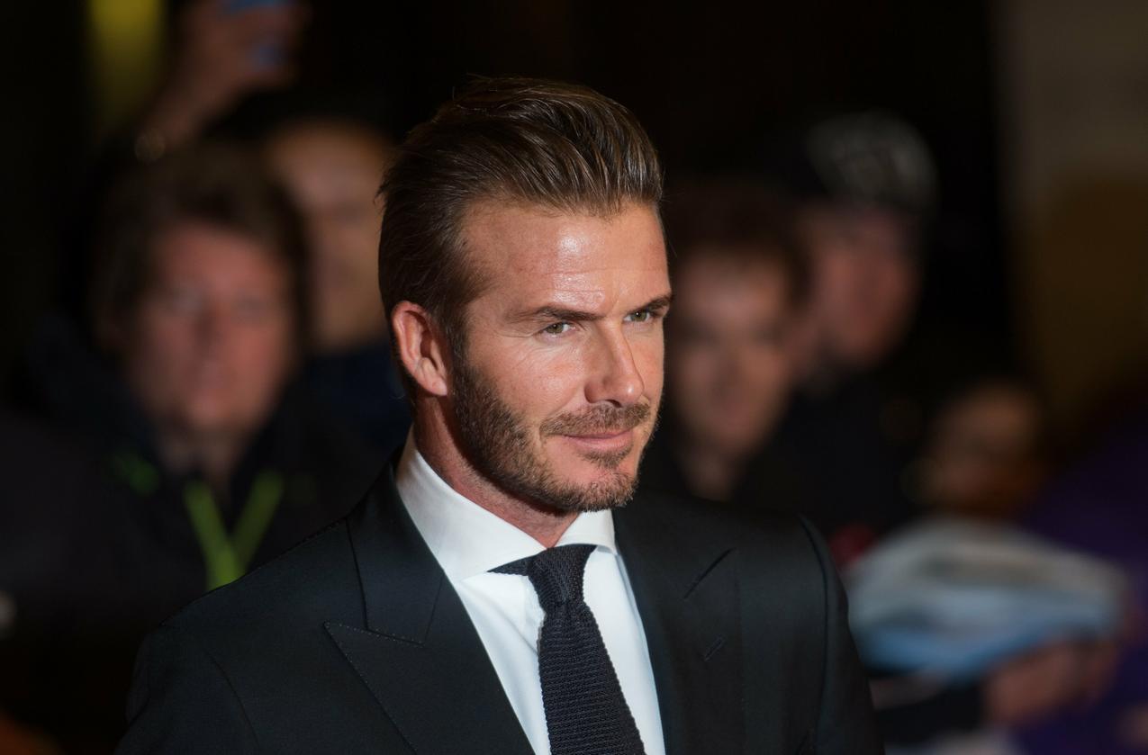 David Beckham po raz kolejny gwiazdą H&M