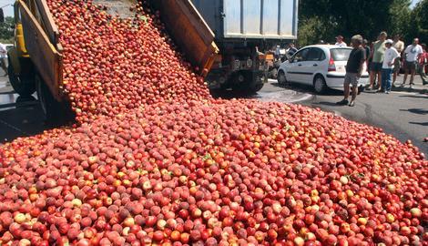 RUSKA PODVALA SA BRESKVAMA Zašto su Rusi za tri meseca vratili u Srbiju 16 pošiljki voća i povrća