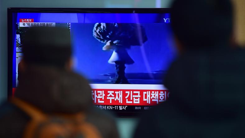 Kamuzhattak a hidrogénbombával az észak-koreaiak