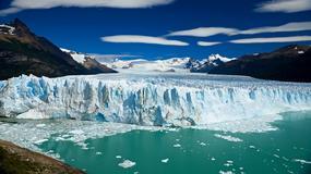 Perito Moreno w Patagonii - trzeci największy na świecie lodowiec
