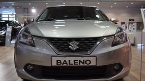 Suzuki Baleno - hatchback spod znaku DualJet
