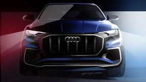 Audi Q8 Concept – luksusowy SUV coupe