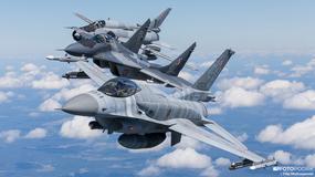 Pierwsza taka sesja zdjęciowa polskich myśliwców