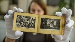 Lublin: Tajemniczy album trafił do muzeum. Pracownicy próbują rozwikłać jego zagadkę