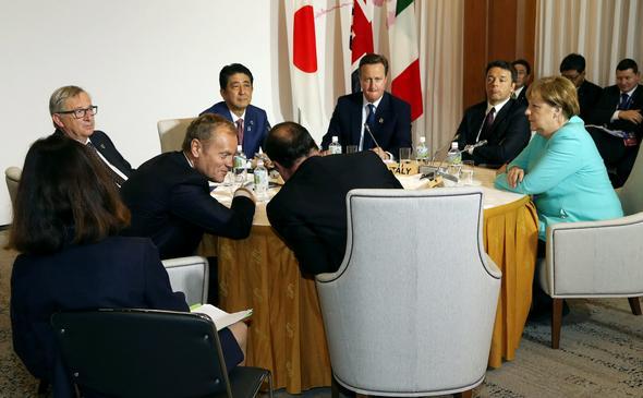 Przywódcy G7 obawiają się o gospodarki wschodzące