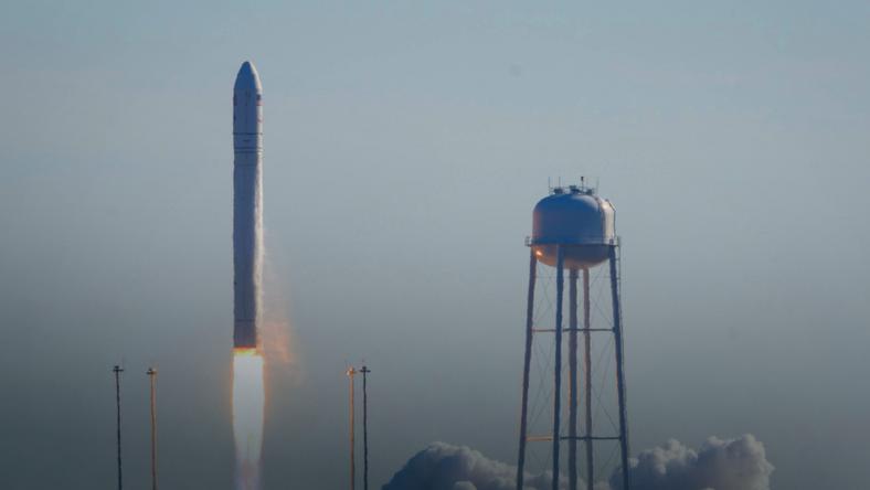 Korea Północna twierdzi, że wysłała rakietę na Słońce