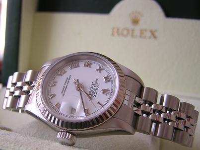 Rolex jest królem wśród zegarków