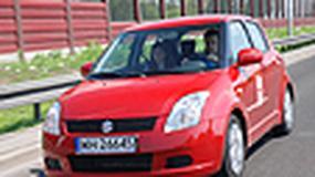 Suzuki Swift - Charakter raczej miejski